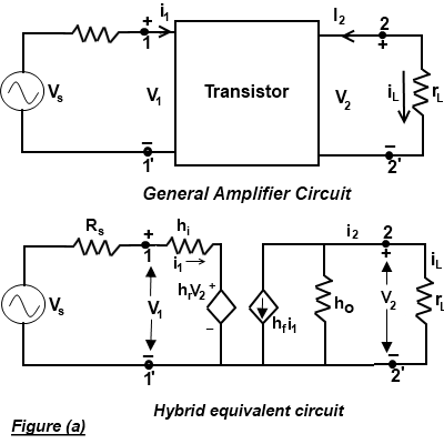 Hybrid Equivalent of Transistor