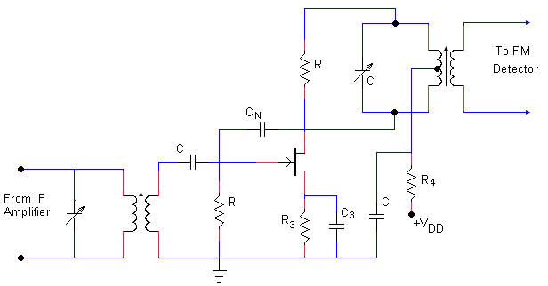 superheterodyne fm receiver
