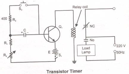 transistor timer